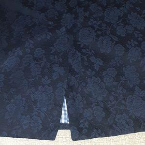 Marc Jacobs Skirts - 💎 Marc Jacobs Pencil Floral Denim Skirt
